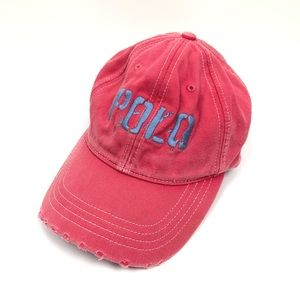 Polo Ralph Lauren Embroidered Logo Baseball Hat
